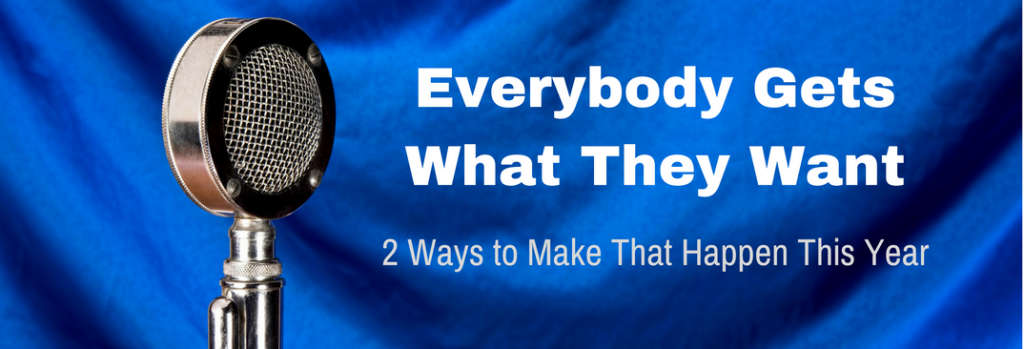 Episode 007T Everybody Gets What They Want