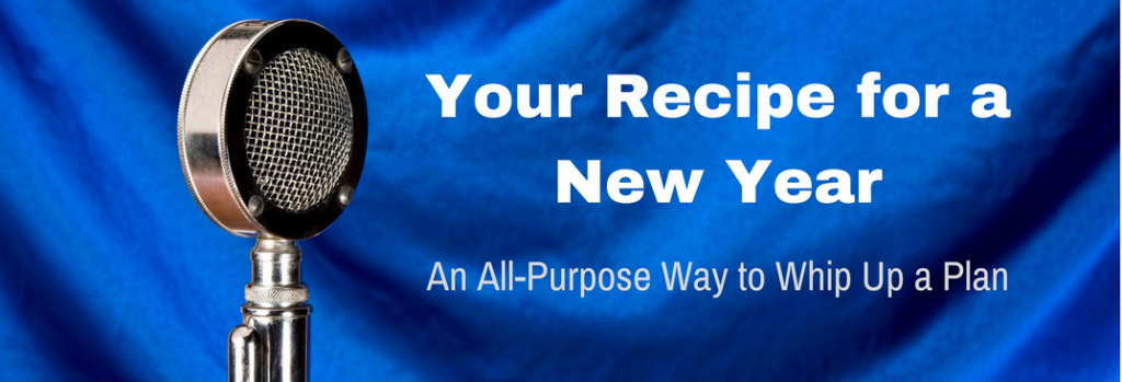 Episode 010T Your Recipe for a New Year