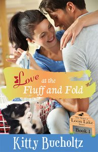 Love at the Fluff and Fold book cover