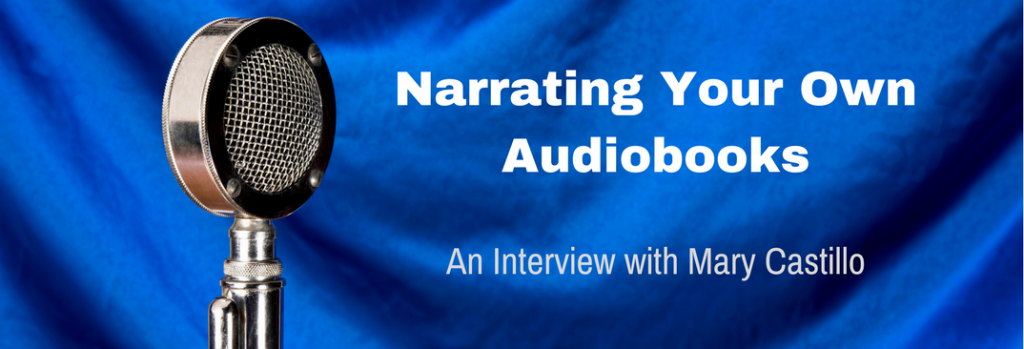 Episode 020I Narrating Your Own Audiobooks