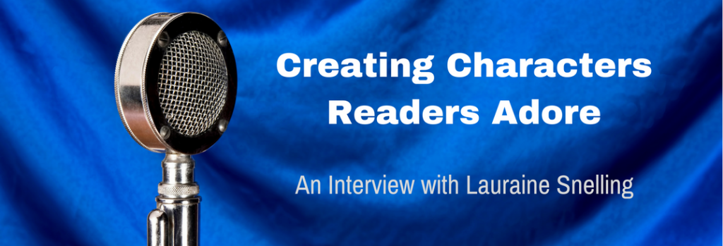 Episode 032I Creating Characters Readers Adore