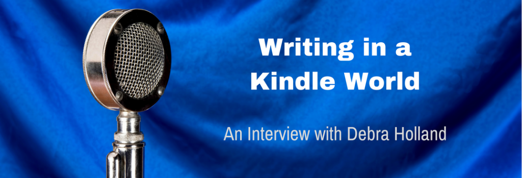 Episode 035I Writing in a Kindle World