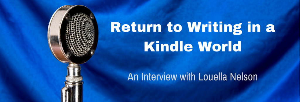 Episode 044I Return to Writing in a Kindle World