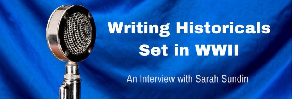 Episode 053I Writing Historicals Set in WWII