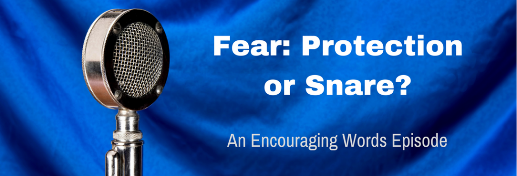Episode 057E Fear: Protection or Snare?