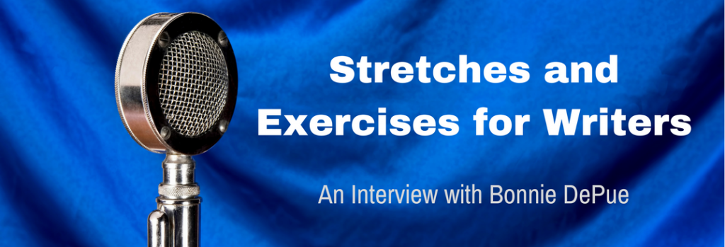 Episode 059I Stretches and Exercises for Writers