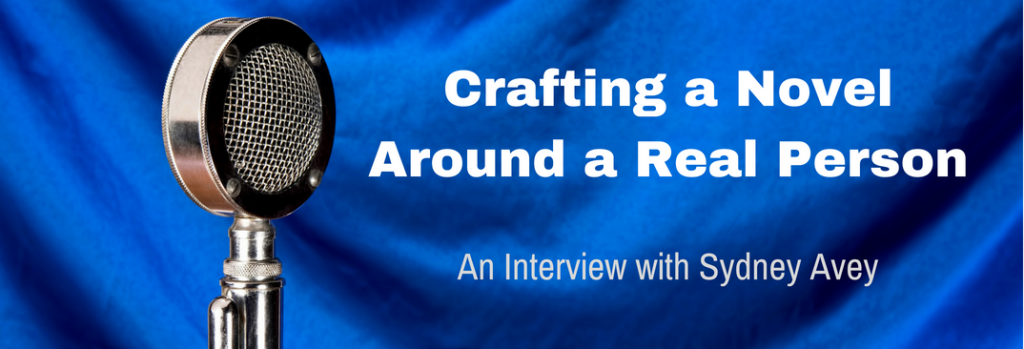 Episode 080I Crafting a Novel Around a Real Person
