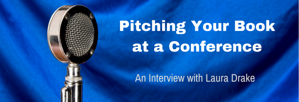 Episode 083I Pitching Your Book at a Conference