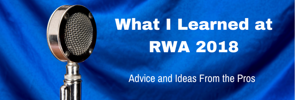 Episode 091T What I Learned at RWA 2018