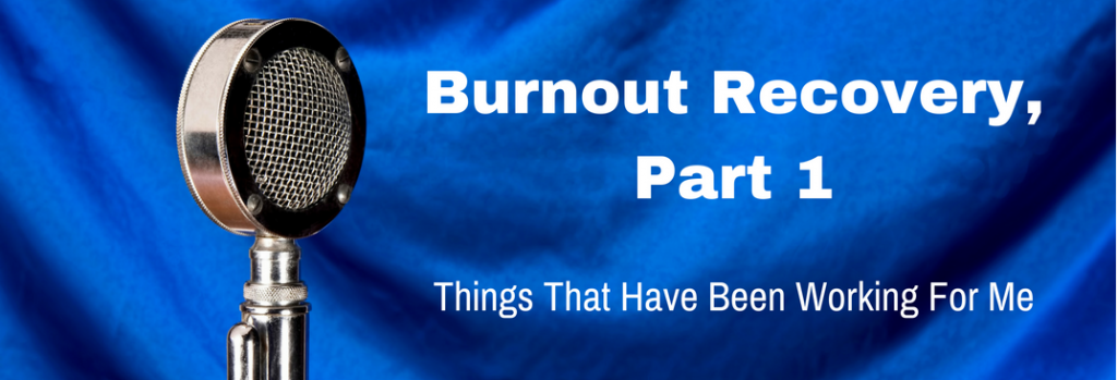 Episode 094T Burnout Recovery Part 1