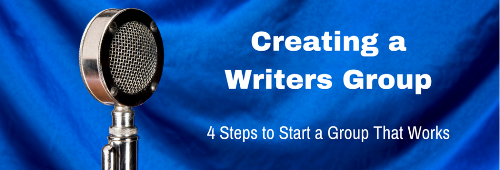 Episode 095T Creating a Writers Group