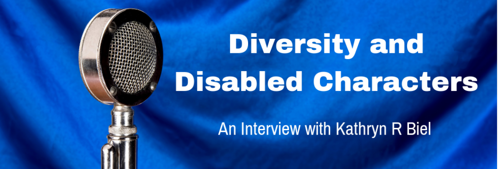 Episode 096I Diversity and Disabled Characters