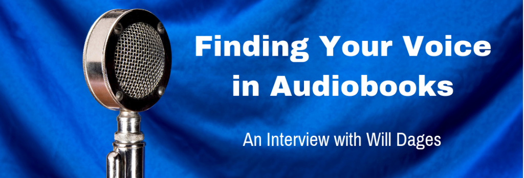 Episode 122I Finding Your Voice in Audiobooks