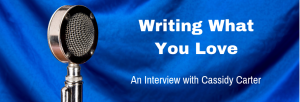 Episode 137I Writing What You Love