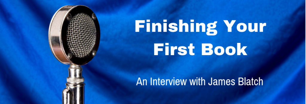 Episode 139I Finishing Your First Book