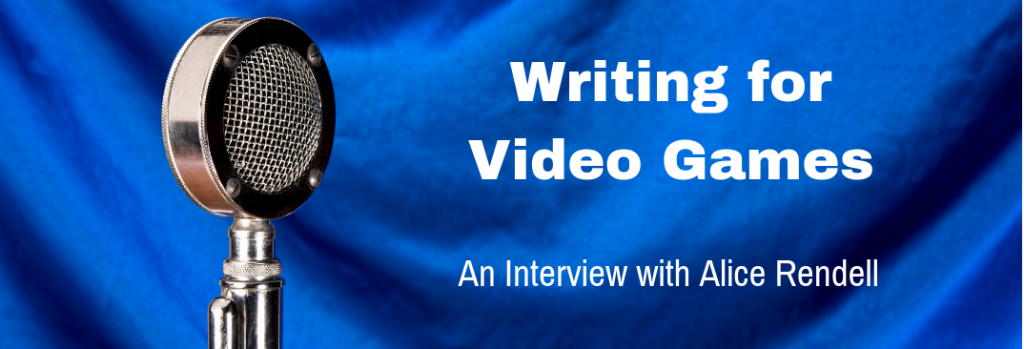 Episode 147I Writing for Video Games