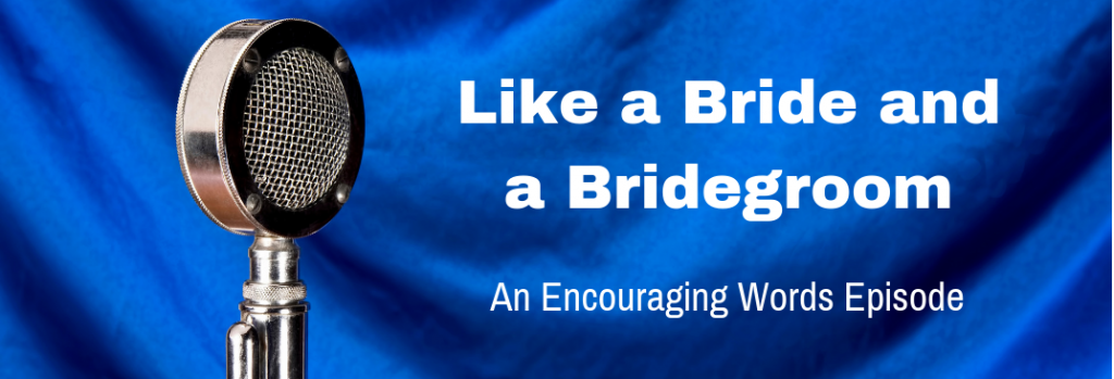 Episode 149E Like a Bride and a Bridegroom