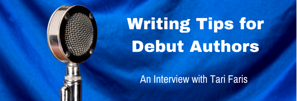 Episode 162I Writing Tips for Debut Authors